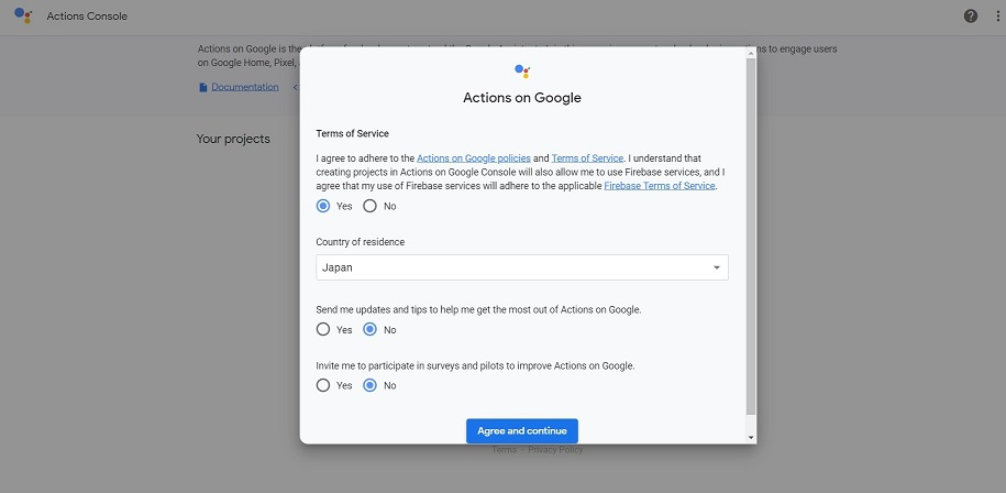 Actions on Google2