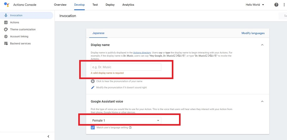 Actions on Google7