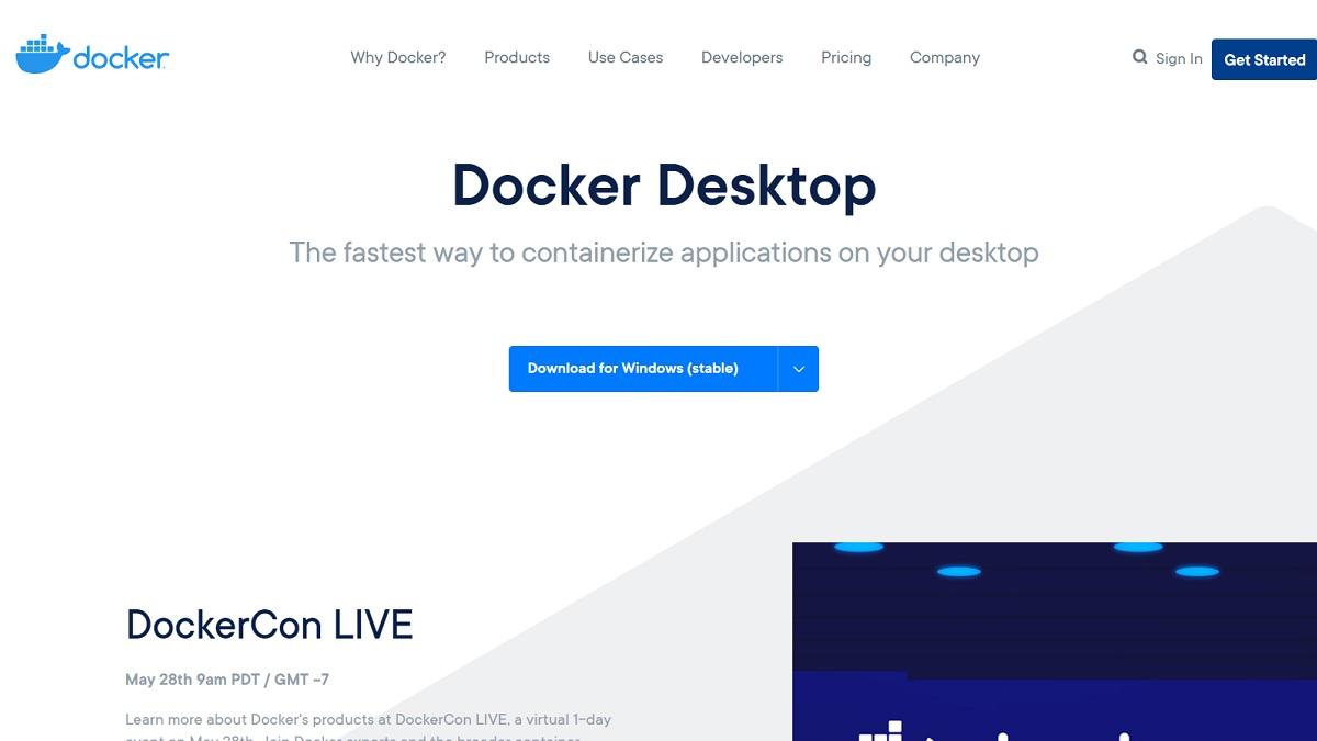Windows10でコンテナを使う方法【Docker Desktopインストール】